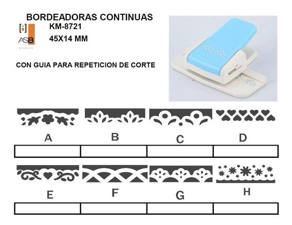 Sacabocado Asb Bordeadora Continua 45x14mm 8721