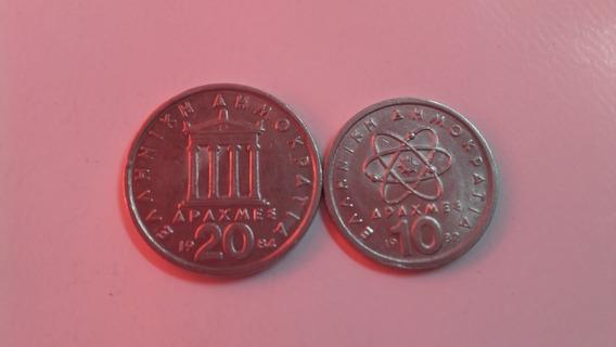 Monedas Grecia 1982