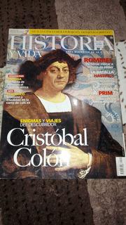 Revista Historia Y Vida Cristobal Colón No 440