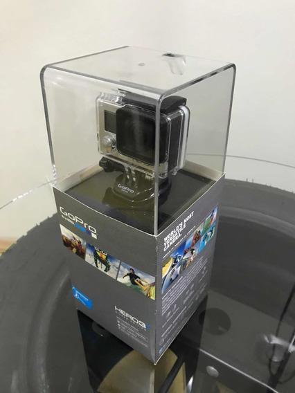 Câmera Gopro Hero 3 + Silver Edition