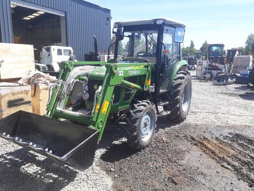 Imagen 1 de 10 de Tractor 4x4 Cabinado Con Pala Incluida Tipo Omar Martin