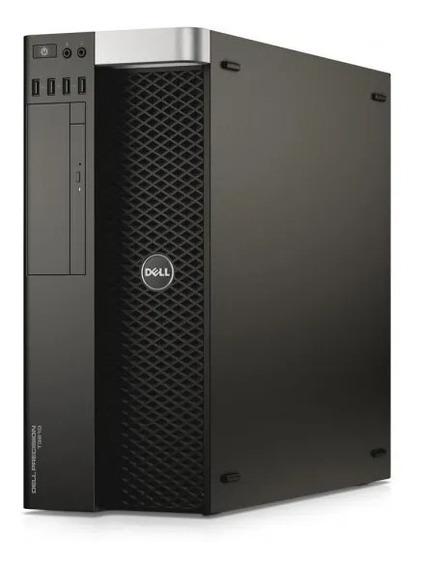 Workstation Dell Precision T3610 32gb Ecc K2000