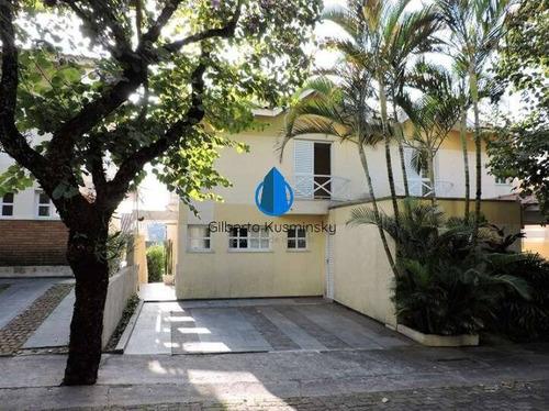 Cond. Villagio Da Granja - Casa 4 - 3 Dorms (1 Ste) 3 Pavimentos - 3504