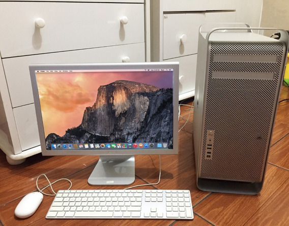Apple Macpro 2.8ghz Quad-core Xeon 16gb Ram Hd 2tb + Teclado