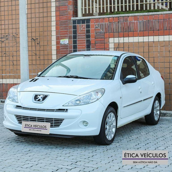 207 Sedan Passion Xs 1.6 Flex 16v 4p