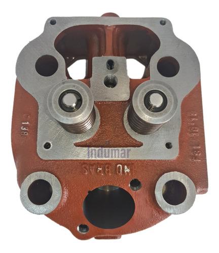 Cabeçote Motor Yanmar B18 Nsb18 Original Acompanha Junta De Cabeçote
