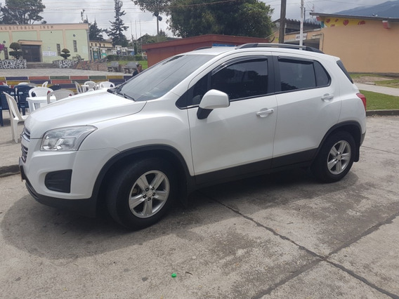Chevrolet Tracker Color Blanco Motor 1800 Cc Como Nueva