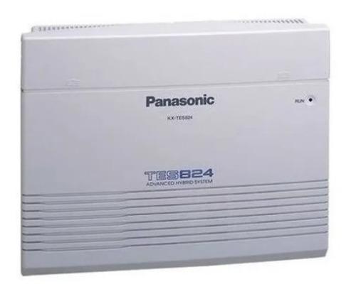 Planta Telefónica Panasonic Kx-tes824 - Ipsuministros.com