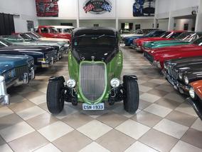 Ford Tudor 1933 - Lata - V 8