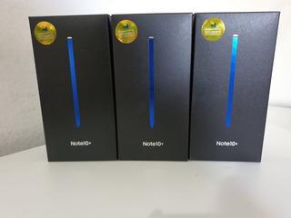 Samsung Galaxy Note 10 Plus Lacrado + Nf-avista 3.999,