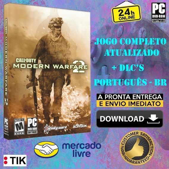 Call Of Duty Modern Warfare 2 - Completo - Português