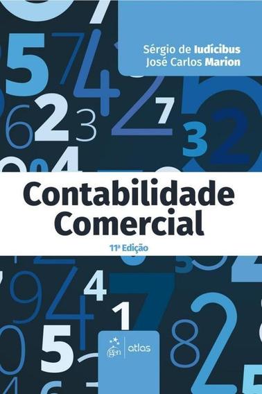 Contabilidade Comercial - Texto - Iudicibus/marion - Atlas
