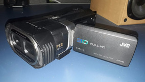 Camera Jvc 3d Gs-td1 E Acessorios