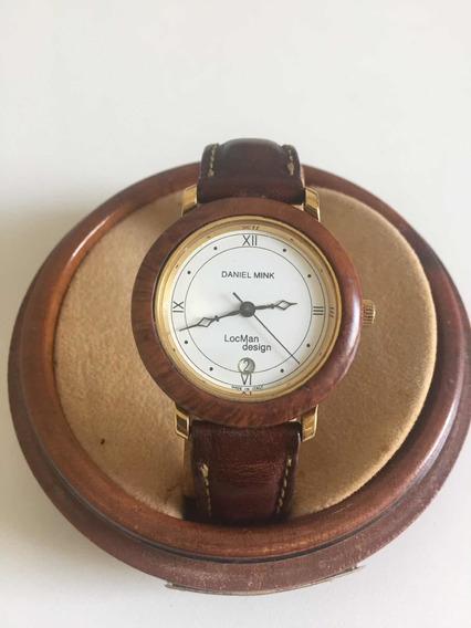 Relógio Daniel Mink Lockman Design