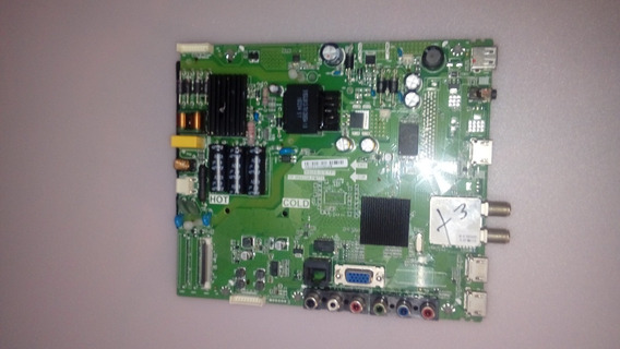 Placa Principal Tv Semp L40d2900f / 40 Polegadas