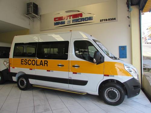 Renault Master Escolar 0km 2022 Branca