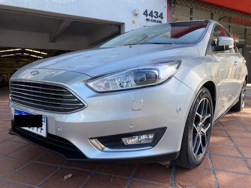 Ford Focus Iii 2.0 Titanium At6 2017 Unica Mano 60.000 Kms