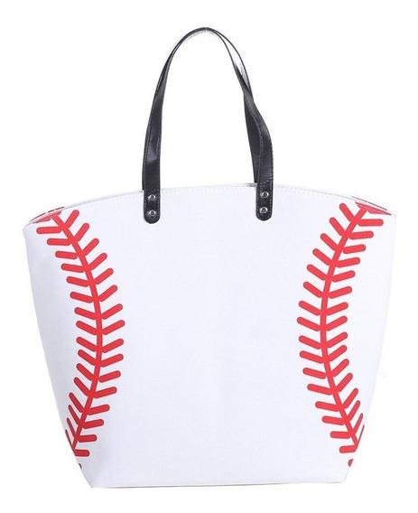 Bolsa Grande De Béisbol Para Dama Ss