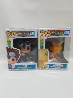 Funko Pop Digimon 2 Modelos-