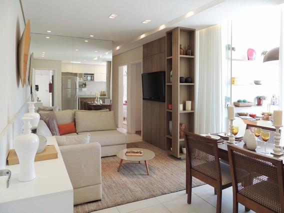 Apartamento 3 Quartos À Venda, 3 Quartos, 2 Vagas, Castelo - Belo Horizonte/mg - 4286