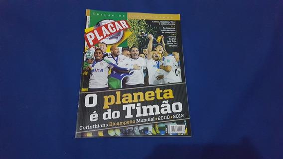 Revista Placar Corinthians Campeão Mundial 2012
