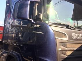 Scania R620 - 6x4 - 2014 - Automática