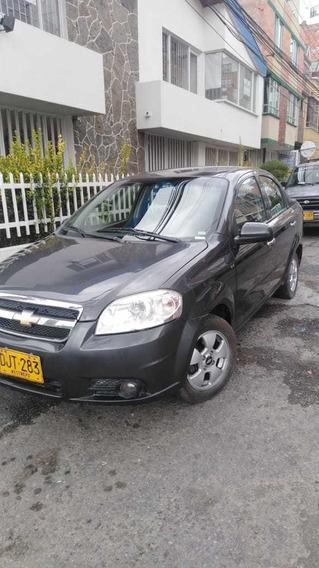 Chevrolet Aveo Full Equipo