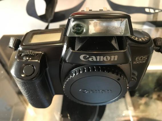 Camera Canon Eos 1000f Analógica (antiga Filme) Sem Lente