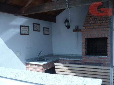 Cobertura Residencial À Venda, Vila Alzira, Santo André - Co3575. - Co3575