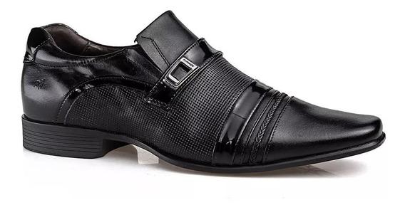 Sapato Masculino Rafarillo Revolution Preto 14001