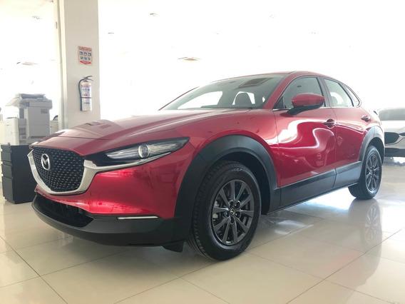 Mazda Cx30 Prime Automático 2021 Rojo Dimante