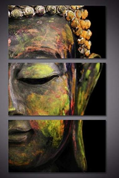 Cuadros Grandes - Zen Buda Spa Meditación Reiki Budismo