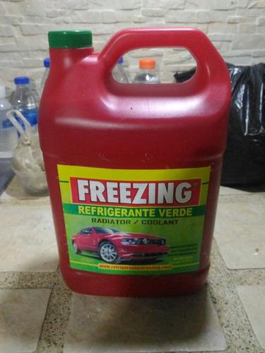 Refrigerante Anticorrosivo Verde Freezing 3.79 L