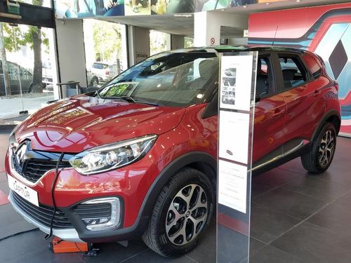 Renault Captur 1.6 Intens Cvt Patentada Sin Rodar (ra)