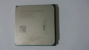 Processador Amd A4 4000 3ghz 1mb Fm2 Turbo 3,2ghz Com Cooler