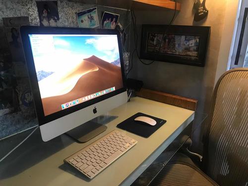 Apple iMac 21,5 Pol Em Perfeito Estado!