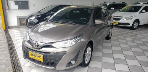 Toyota Yaris 2019 1.3 Xl 16v Cvt 5p