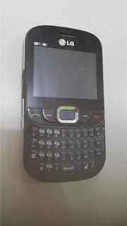 Celular LG C 375 Para Retirar Peças Os 001