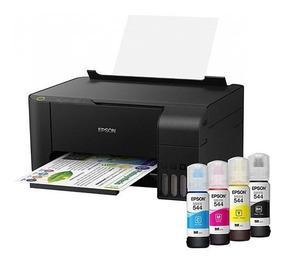 Impressora Epson L3110 P/ Papel Arroz Acompanha Tinta Papel