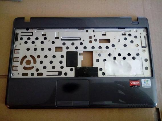 Carcaça Superior Netbook Msi U270 Ms 1245 (9100)