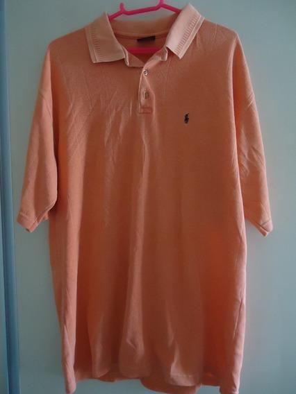 Camisa Masculina Manga Curta Polo Tamm Usada