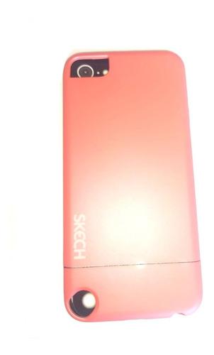 Imagen 1 de 5 de Estuche Para iPod Touch Sketch En Coral