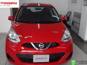 Nissan March 1.6 Sense 107cv