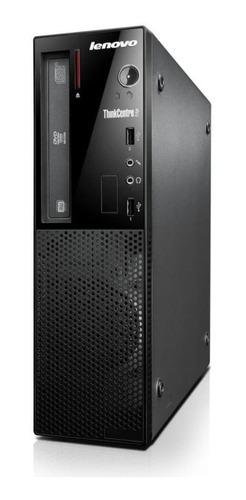 Imagem 1 de 7 de Computador Lenovo Thinkcentre E73 I5 4°gen 8gb Ssd 240+500hd