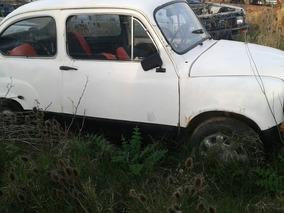 Fiat 600 Fiat 600-s 1982 Funcionando U$d 1500! 1982