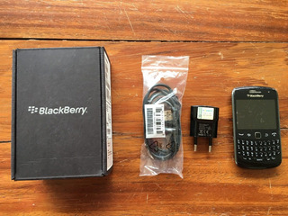 Blackberry Curve 9360 Wi-fi 3g Bluetooth, 5mp + Micro Sd 8gb
