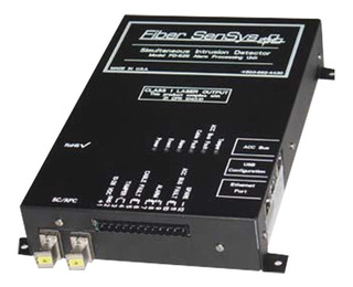 Sensor De Seguridad Perimetral Por Fibra Óptica Sensitiva /