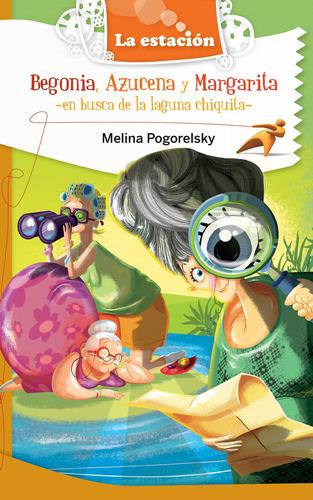 Imagen 1 de 1 de Begonia, Azucena Y Margarita - Estación Mandioca -