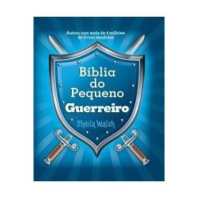 Bíblia Do Pequeno Guerreiro Gratis Cd Tia Quelly Vc Escolhe