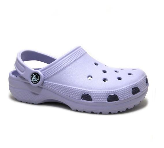 Zuecos Crocs Classic Original Adulto Hombre - Dama